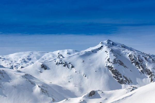 Traumhafter Ausblick Zillertaler Bergwelt